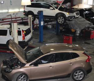 Профессиональный ремонт любых моделей Вольво