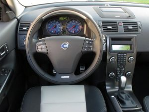 Volvo c30 салон