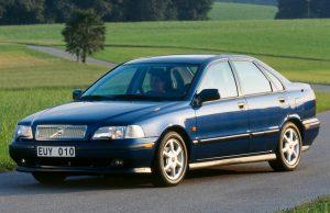 volvo s40 первого поколения 1995